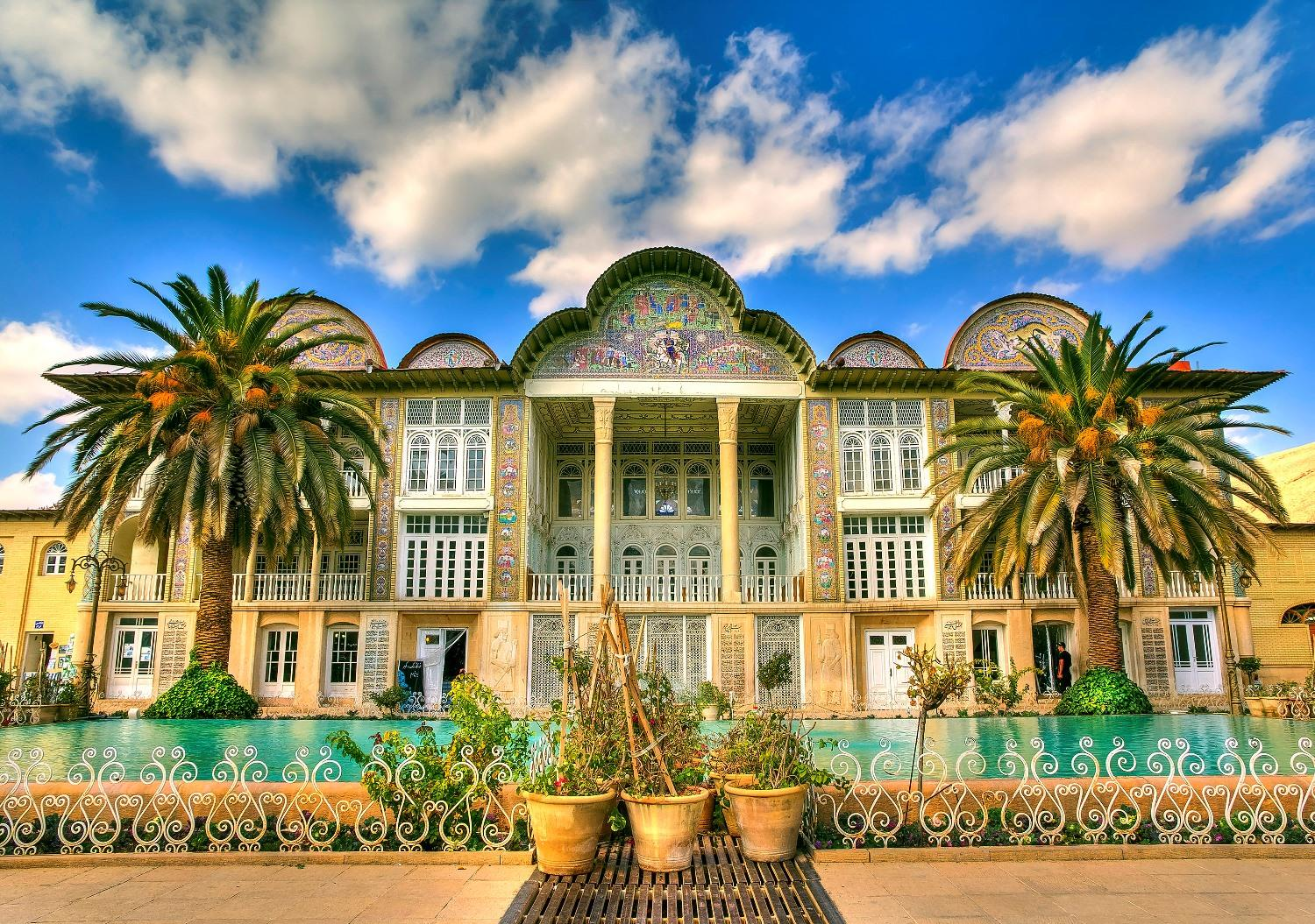 Top Places to See in Shiraz eram garden