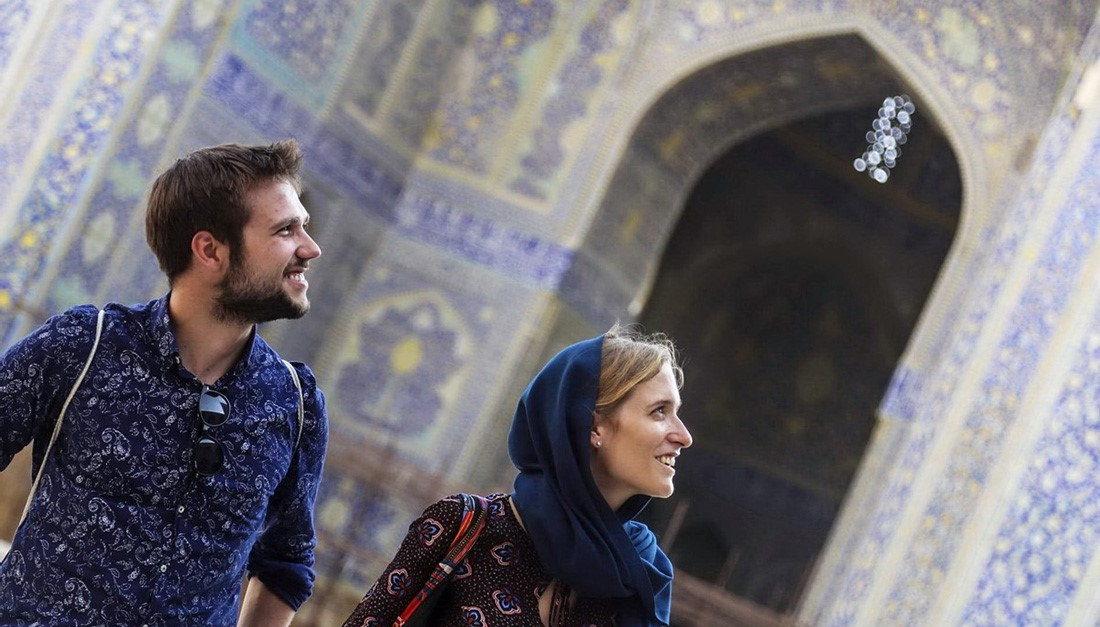Dress code for men in Iran