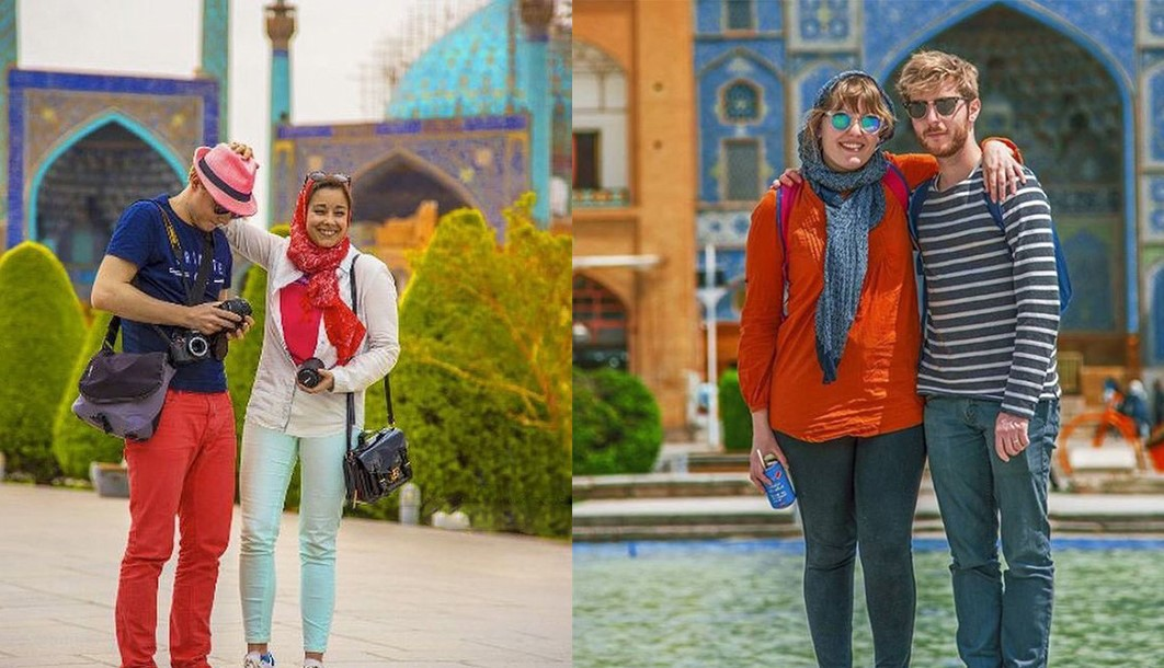 Dress code in Iran