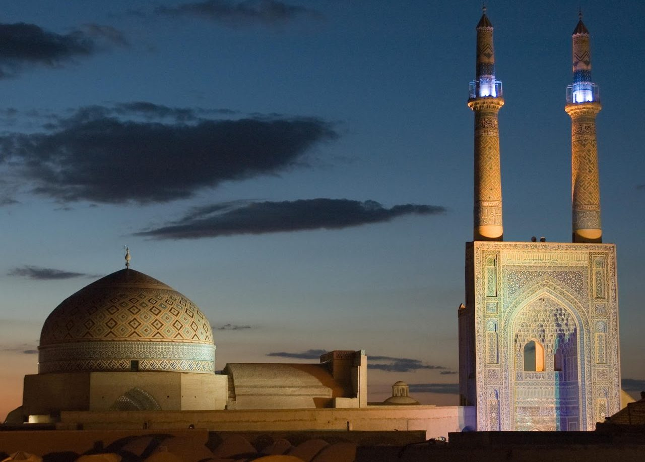 Top places to see in Yazd