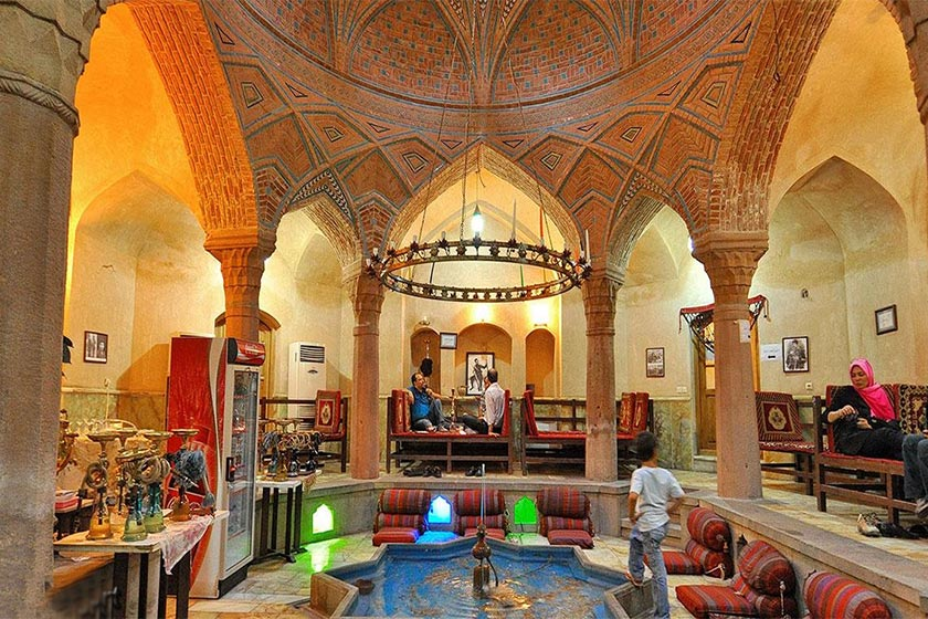Travel Guide to Tabriz