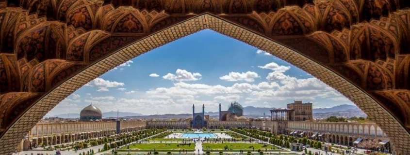 Top places to visit in Isfahan