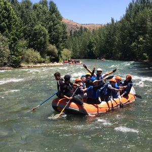 7 Day Classic Route And Rafting